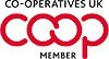Co-Operatives UK Member Logo